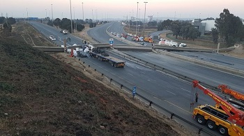 Cause of N3 bridge collapse revealed