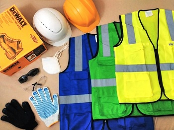 Safety wins with PPE compliance