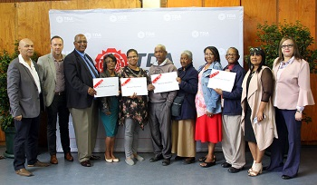 Delft property owners receive title deeds