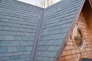 Slate: a roofing option