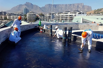 Two Oceans Aquarium receives waterproofing upgrade
