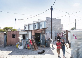 Empower Shack up for RIBA International Prize