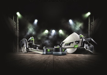 Meet Festool's PowerSelect concept