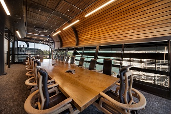 Architects turn to wood for greener, healthier work spaces
