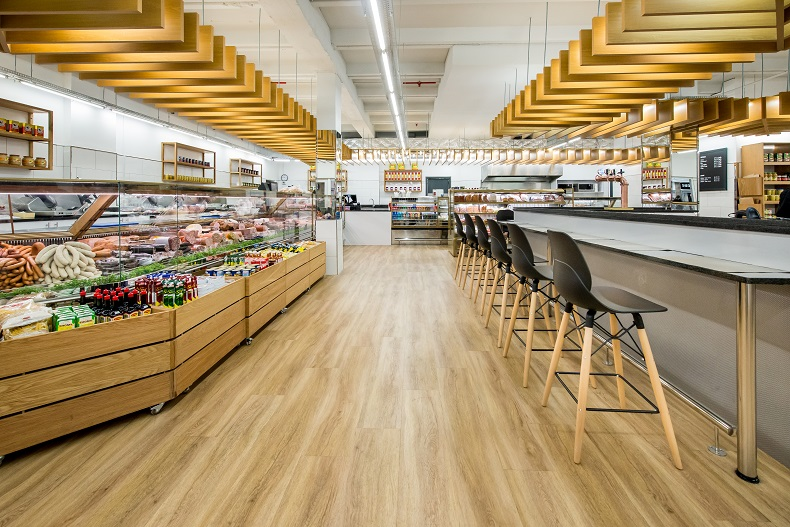 Flagship deli gets a hearty revamp