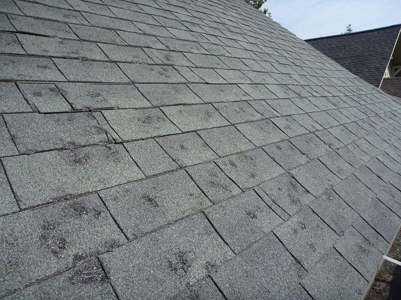 Understanding roof hail damage