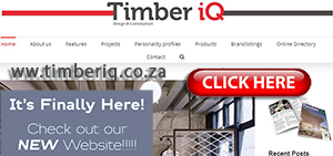 New website TIMBER